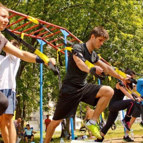 Функциональный тренинг в фитнесе
