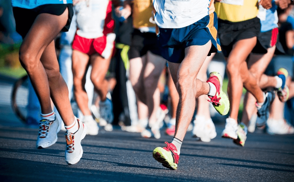 Подготовка к марафону 42,2 км