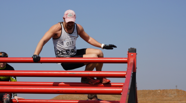 Тренировки по OCR гонкам с препятствиями